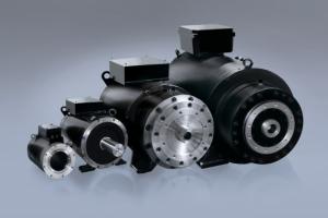 Baumuller DST2 Series high torque motors
